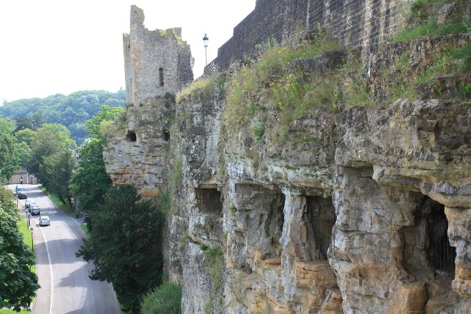 Petrusse Casemates, Luxembourg City, Luxembourg