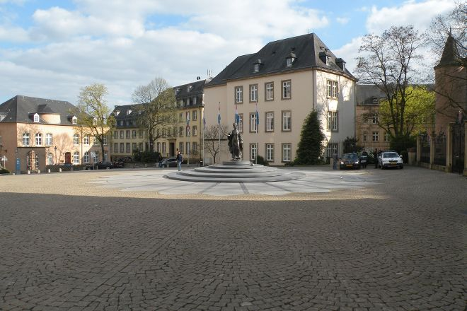 Place Clairefontaine, Luxembourg City, Luxembourg