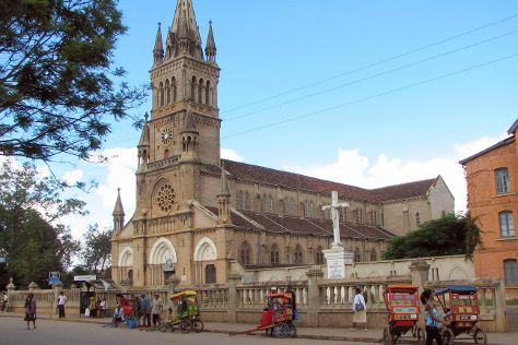 Antsirabe Cathedral, Antsirabe, Madagascar