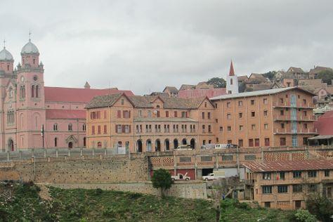 Cattedrale Di Ambozontany, Fianarantsoa, Madagascar