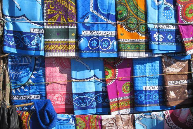 Digue Market, Antananarivo, Madagascar