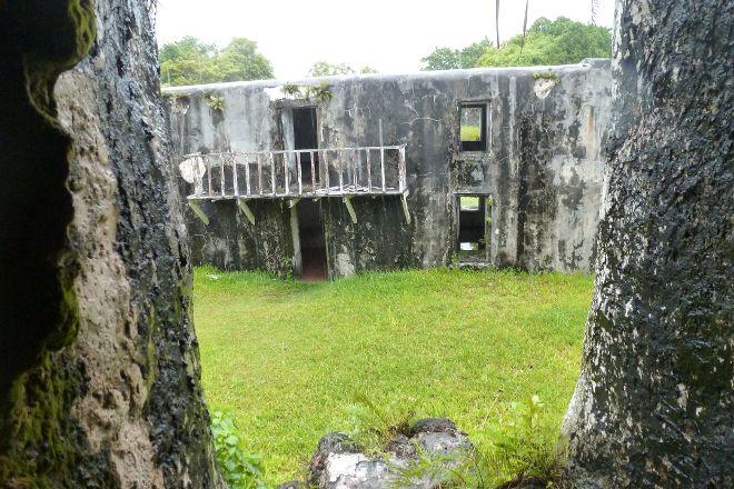 Fort Manda, Toamasina (Tamatave), Madagascar