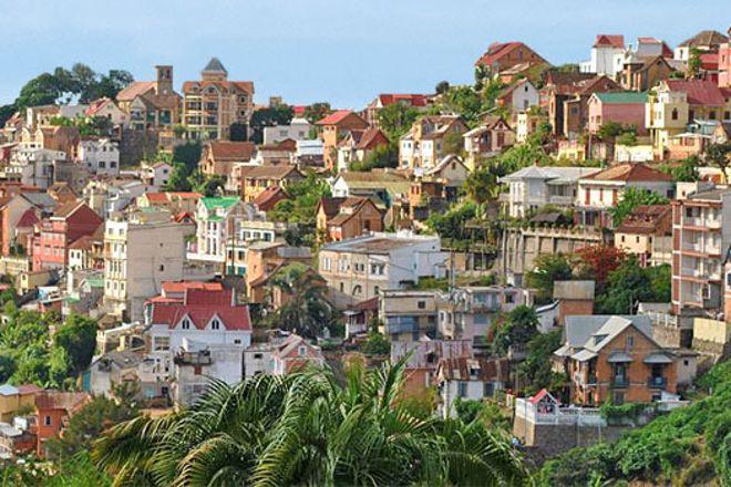 Jean Be Tours, Antananarivo, Madagascar
