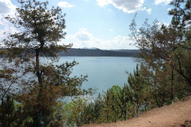 Lac Andraikiba, Antsirabe, Madagascar