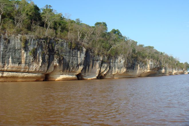 Manambolo River, Tsingy de Bemaraha National Park, Madagascar