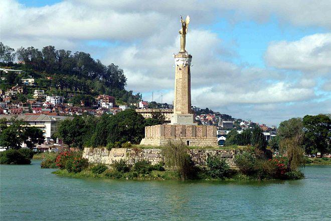 Monument aux Morts, Antananarivo, Madagascar