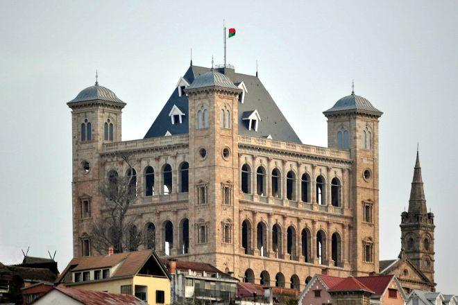 Rova - Le Palais de la Reine, Antananarivo, Madagascar