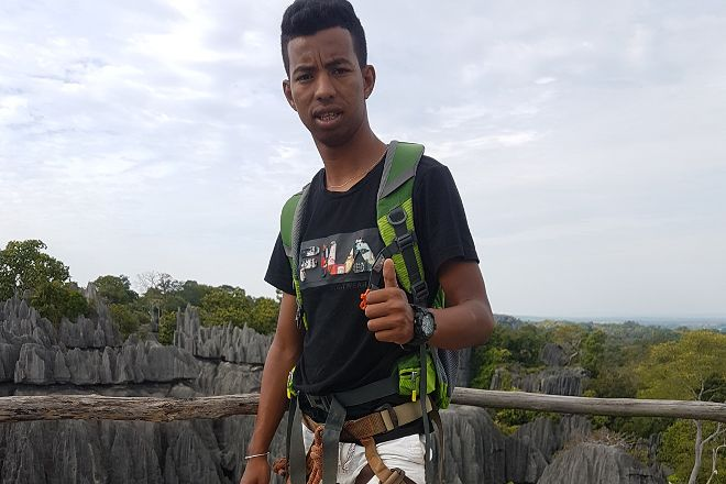 Theo Tours, Antananarivo, Madagascar