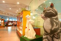 Cat Museum, Kuching, Malaysia