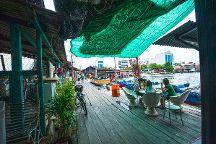 Chew Jetty, George Town, Malaysia
