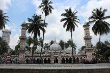 Jamek Mosque, Kuala Lumpur, Malaysia