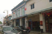 Kampung China (Chinatown), Kuala Terengganu, Malaysia