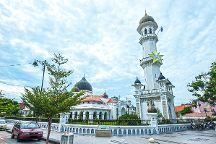 Kapitan Keling Mosque, George Town, Malaysia