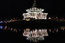 Kuching Esplanade, Kuching, Malaysia
