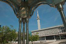 National Mosque (Masjid Negara), Kuala Lumpur, Malaysia