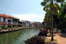 River Walk, Melaka, Malaysia