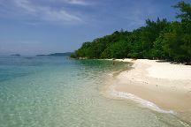 Sapi Island, Kota Kinabalu, Malaysia
