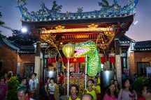 Snake Temple, Bayan Lepas, Malaysia