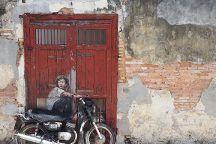 Street Art in George Town, Penang Island, Malaysia
