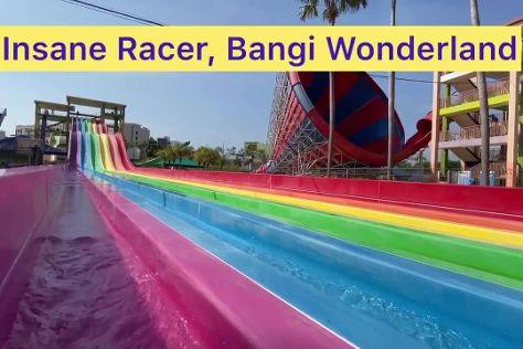 Bangi Wonderland Theme Park and Resort, Kajang, Malaysia