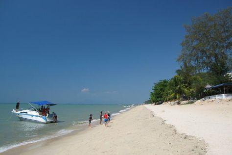 Batu Ferringhi Beach, Batu Ferringhi, Malaysia