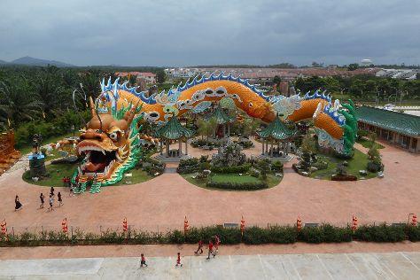 Fortune Dragon, Yong Peng, Malaysia