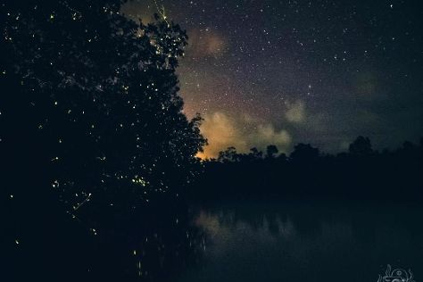 Kawa Kawa River, Kota Belud, Malaysia