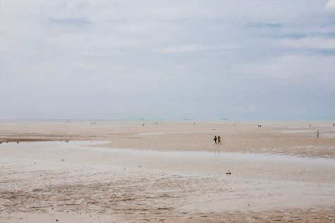 Morib Beach, Banting, Malaysia