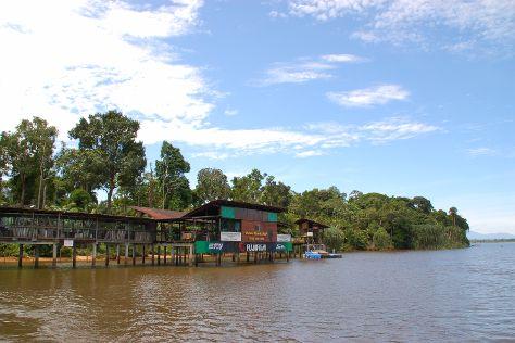 Orang Utan Island, Semanggol, Malaysia