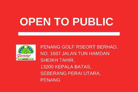 Penang Golf Resort, Kepala Batas, Malaysia