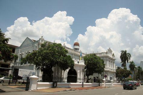Penang State Museum and Art Gallery, Penang Island, Malaysia
