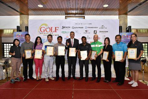 Templer Park Golf & Country Club, Rawang, Malaysia