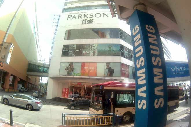 1st Avenue Mall, George Town, Malaysia