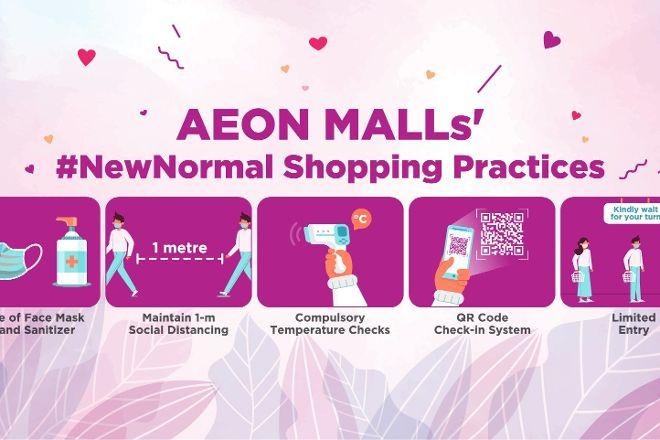 AEON Mall, Johor Bahru, Malaysia