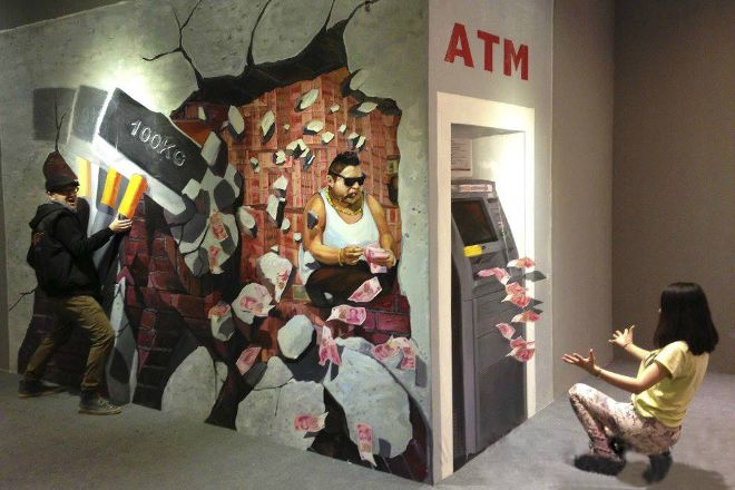 Alive 3D Art Gallery, Port Dickson, Malaysia