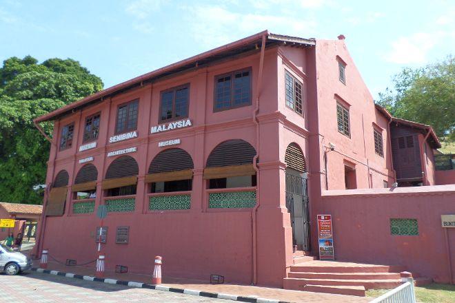 Muzium Seni Bina Malaysia, Melaka, Malaysia
