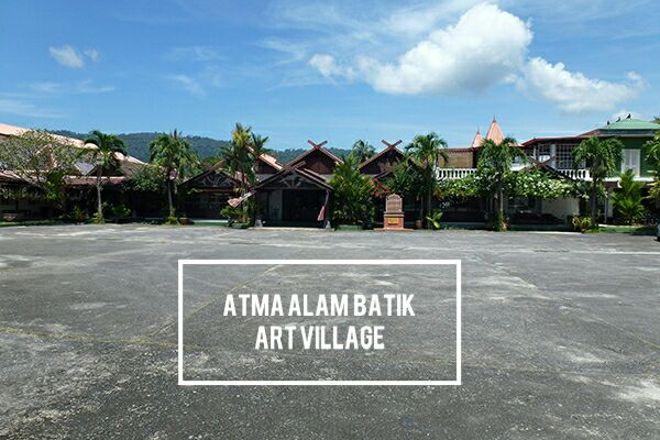 Atma Alam Batik Village, Langkawi, Malaysia