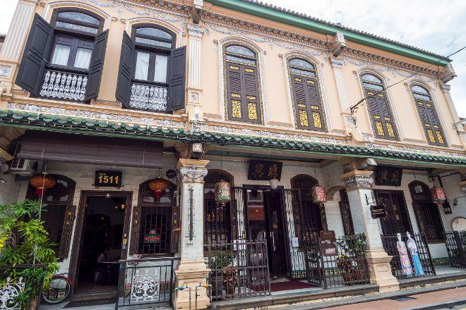 Baba & Nyonya Heritage Museum, Melaka, Malaysia