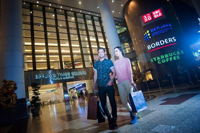 Berjaya Times Square Kuala Lumpur, Kuala Lumpur, Malaysia