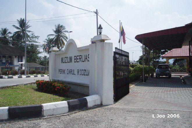 Beruas Museum, Beruas, Malaysia