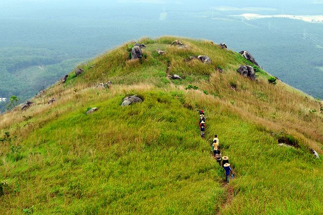 Bukit Broga Hill, Semenyih, Malaysia