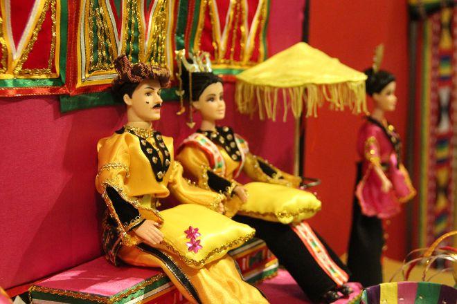 Chanteek Borneo Indigenous Museum, Tuaran, Malaysia