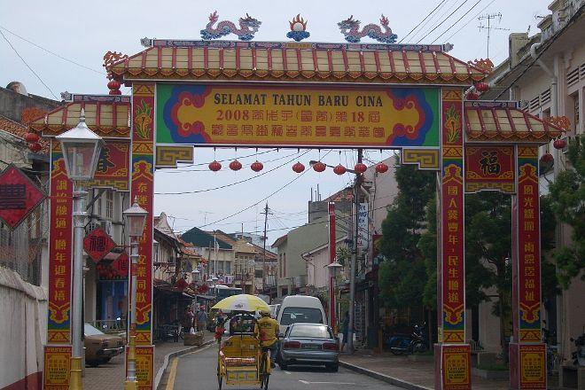 Chinatown - Melaka, Melaka, Malaysia
