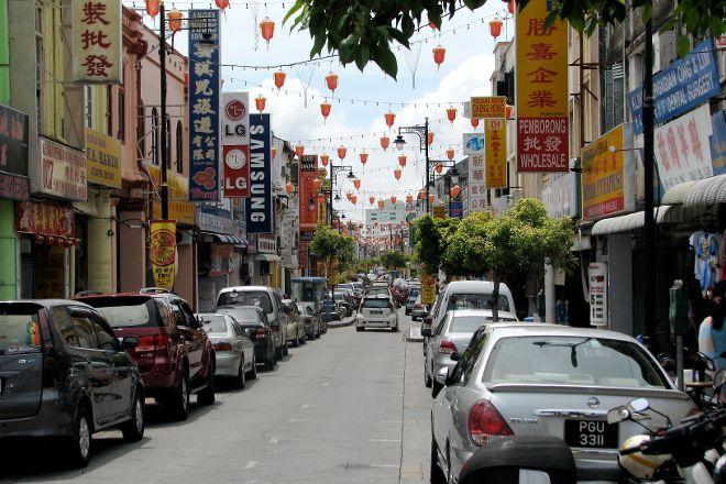 Chinatown - Penang, Penang, Malaysia