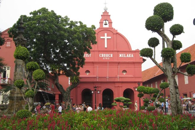 Christ Church Melaka, Bandar Hilir., Melaka, Malaysia