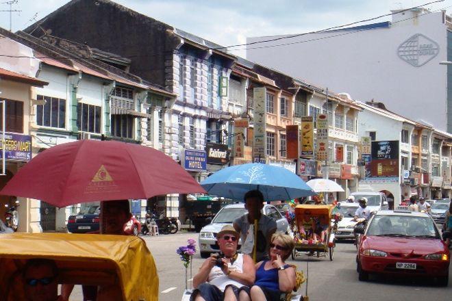 Chulia Street, George Town, Malaysia