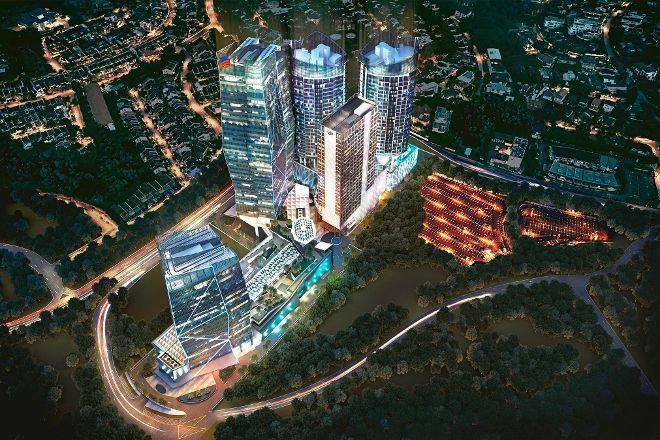 Damansara City Mall (DC Mall), Kuala Lumpur, Malaysia