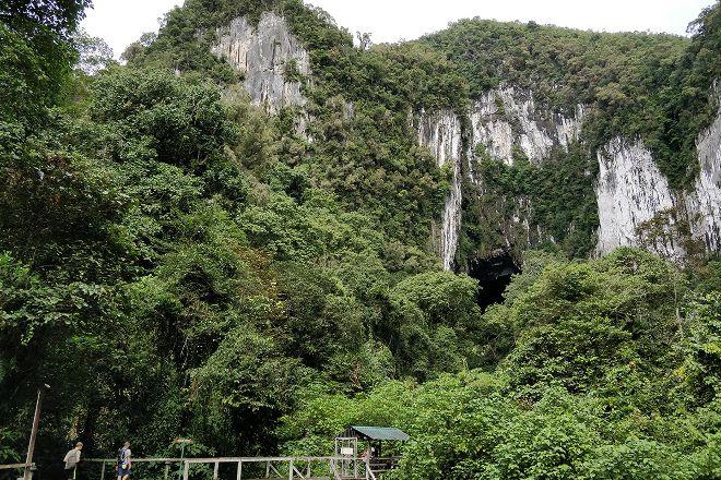 Deer Cave, Gunung Mulu National Park, Malaysia