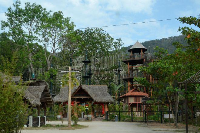 Escape Theme Park, Teluk Bahang, Malaysia