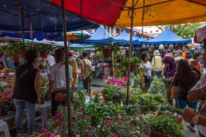 Gaya Street Sunday Market, Kota Kinabalu, Malaysia